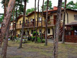 Noclegi w Camping Arka