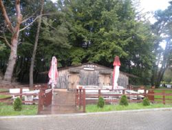 Chata -idealne miejsce na biesiadę czy grilla