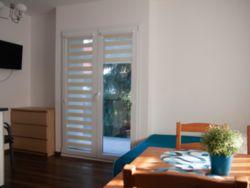 Pokój 4 osobowy z aneksem i balkonem
