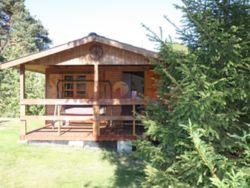 domek drewniany Mrzeżyno