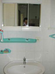 mieszkanie 6-osobowe - łazienka