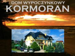 """Dom Wypoczynkowy """"Kormoran"""""""