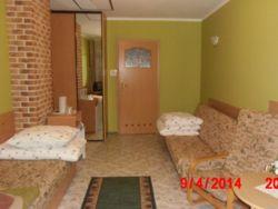 pokoje w pawilonie nr 1A do 4A