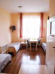 pokój 3 osobowy, budynek A