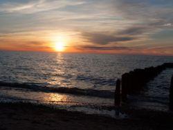Mielno to czyste morze, szeroka plaża i ....niezapomniane zachody słońca!