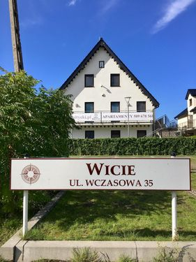 Apartamenty Dom Bałtycki Wicie Noclegi nad Morzem