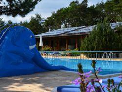4-osobowe Studio przy basenie