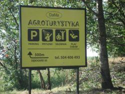 """Noclegi w """"DaMa"""" Gospodarstwo Agroturystyczne<br> Daniel Malanowski"""