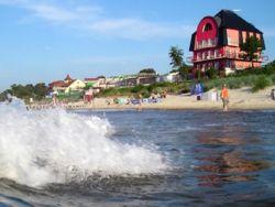 Noclegi w Bałtyk - Dom na Plaży,apartamenty i pokoje