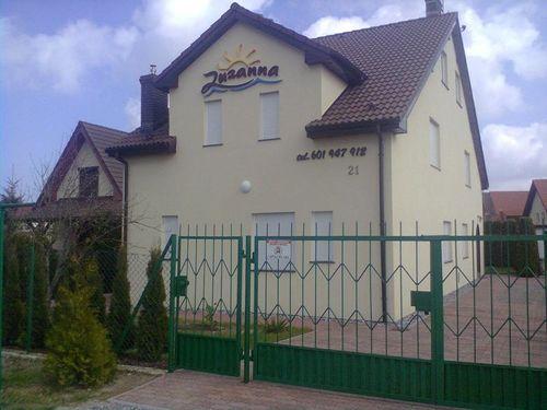 noclegi | spanie w Trzęsaczu | nadmorze.pl
