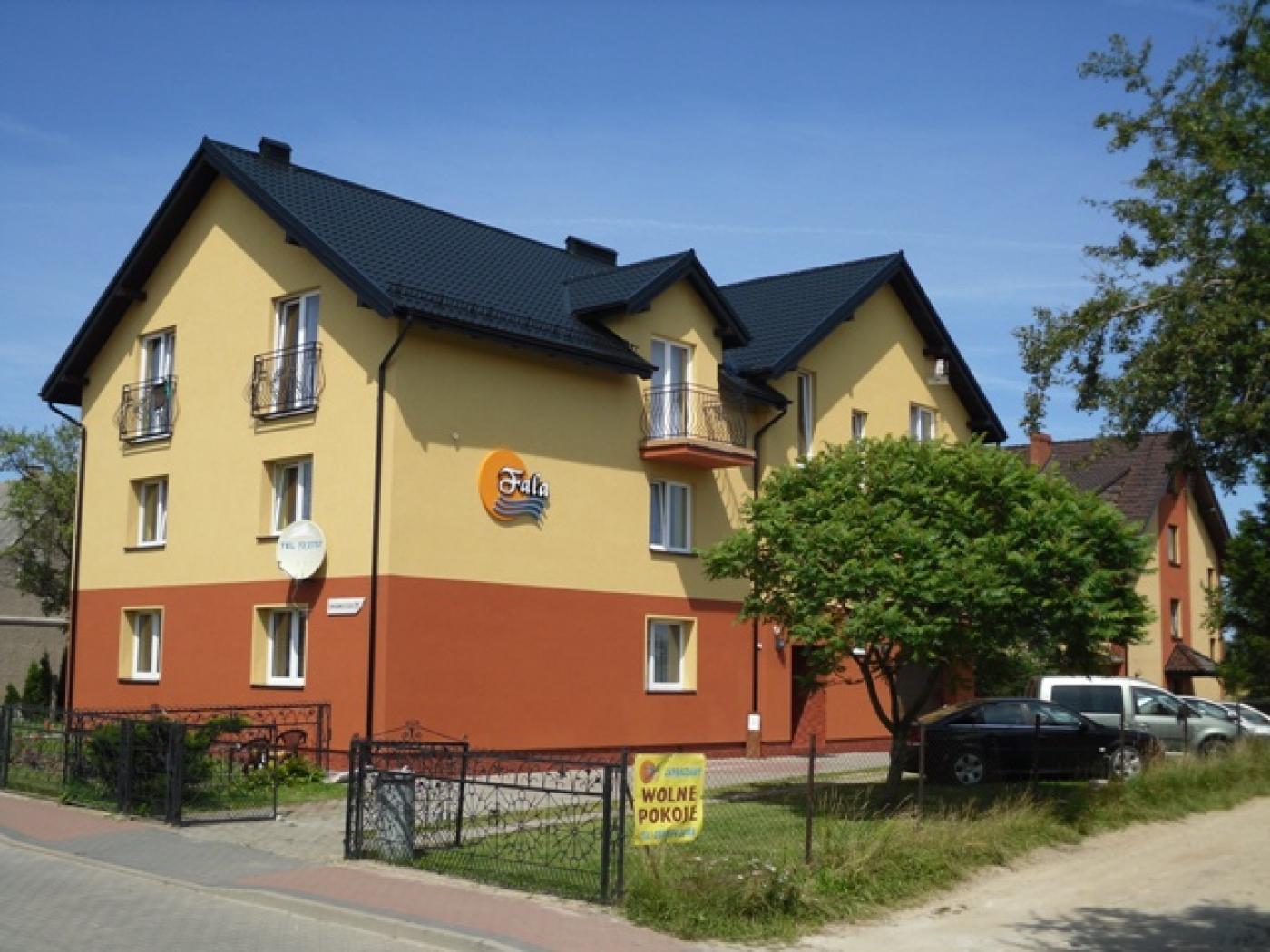 spanie Władysławowo