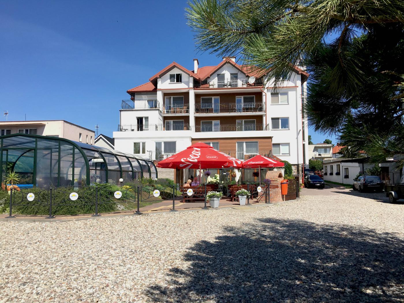 Hotel Port 21 - Krynica Morska - noclegi przy play