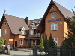 Noclegi w Pensjonat Bogdanka