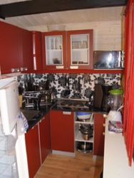 kuchnia w domku 1