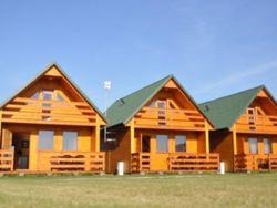 Domki letniskowe na Górnej