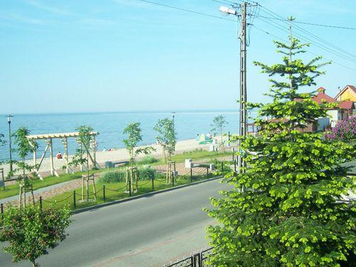 U Gosi - pokoje przy plaży w Rewie
