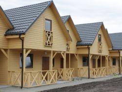 Domki letniskowe NEMO - Gąski
