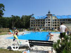 noclegi BLUE MARE - apartamenty u Ani Łukęcin