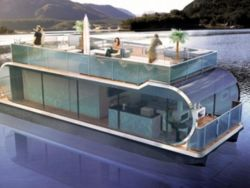 Apartament na wodzie - w sercu przyrody