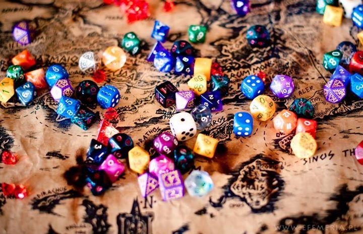 Tradycyjne gry RPG